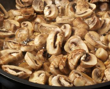как приготовить свежие грибы для жарки