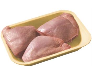 жареные куриные бедра