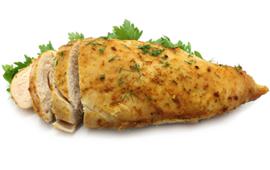 как пожарить куриные грудки в сливочном соусе