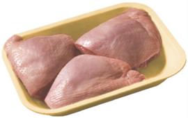 как пожарить куриные бедра